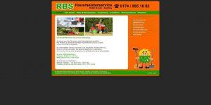 Hausmeisterservice-Bunke-Spelling