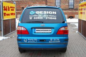 Ford Galaxy DHPdesign